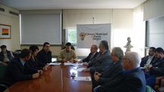 CDL, ACPA e Aprocon estiveram presentes em reunião na Câmara de Porto Alegre.