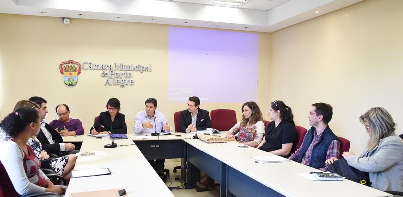 Demandas dos pais da Escola Municipal maria Marques Fernandes