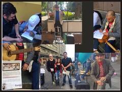 Artistas rua