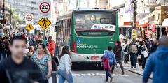 Publicidade nos veículos é um dos itens a serem modificados pela proposta do Executivo
