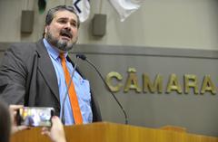 Vereador reivindicou acessibilidade ao defender aprovação de projeto voltado às mulheres com deficiência.