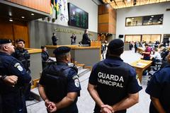 Pela proposta, Guarda Municipal deverá ter ação mais atuante na segurança urbana