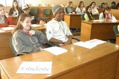 Estudantes viraram vereadores Foto: tonico alvares