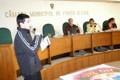 Vereadores conheceram propostas Foto: Caroline da Fé