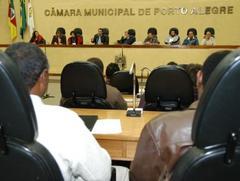 Audiência Pública discute rádio comunitária. Foto: Caroline da Fé