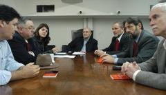 Vereadores visitaram órgão estadual que defende interesses de consumidores Foto: Kaiser Konrad
