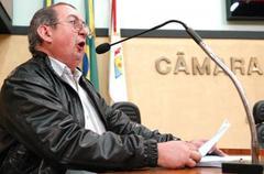 Dutra pediu apoio dos vereadores Foto: Elson Sempé Pedroso