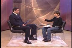 Davis Wagner entrevista Vera Guasso Foto: Divulgação / CMPA