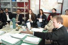 Comissão conheceu estrutura do Conselho Tutelar da Microrregião 3  Foto: Kaiser Konrad