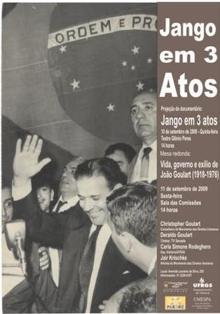 Cartaz do evento Foto: Divulgação