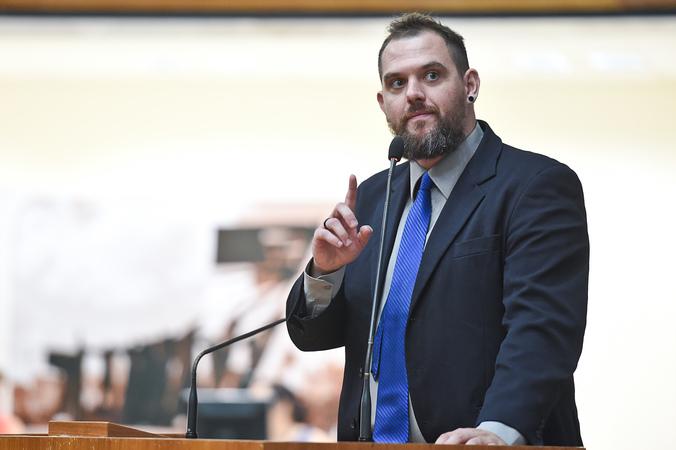 Vereador Rodrigo Maroni anuncia pré-candidatura à prefeitura da Capital pelo PR