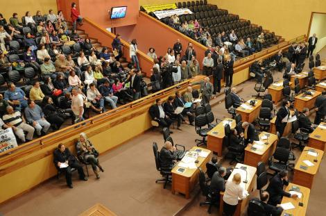 Plenário aprovou projeto na quarta-feira Foto: Tonico Alvares