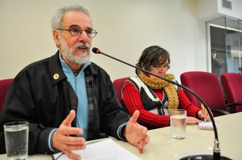 Messias disse que preocupações da terceira idade motivaram Federação Foto: Lívia Stumpf