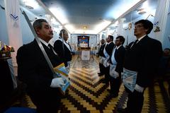 Sessão Magna branca em comemoração aos 244 anos de Porto Alegre