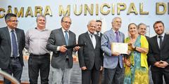 Período de Comunicações - Homenagem aos cinquentenário do Partido do Movimento Democrático Brasileiro – PMDB