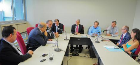 CCJ se reúne novamente hoje Foto: Leonardo Contursi