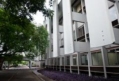 Câmara Municipal da capital está localizada na Avenida Loureiro da Silva