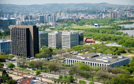 Sede da Câmara (d) Foto: Elson Sempé Pedroso