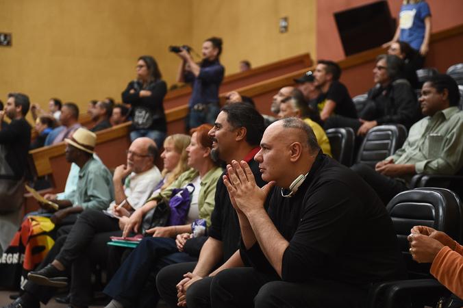 Comunidade cultural acompanhou debates sobre os vetos ao projeto do PMC Foto: Ederson Nunes