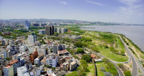 Para o autor, posição geográfica da cidade favorece o deslocamento por barcos Foto: Elson Sempé Pedroso