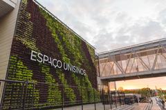 Campus Unisinos em Porto Alegre possui 55 mil metros quadrados