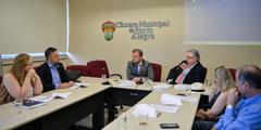 Apresentação do Relatório da Comissão Especial do Mobiliário Urbano.
