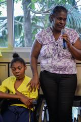 Comissão discute o transporte de crianças portadoras de necessidades especiais.