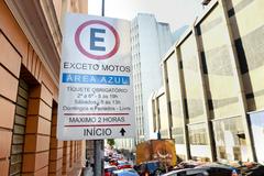 Isenção da tarifa seria restrita às vagas sinalizadas para uso de idosos