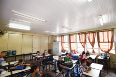 História do legislativo é levada até as escolas (Foto Arquivo)