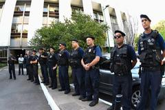 Entre as medidas propostas pelo governo está o fortalecimento da Guarda Municipal