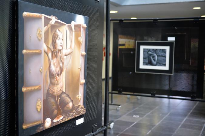 Exposição Coletiva em Homenagem a Bertha Lutz.