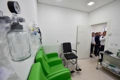 COSMAM visita às Instalações da 1ª Clínica da Família em Porto Alegre.