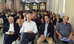 Presidente Valter participa da prestação de contas dos 122 anos da Fundação Pao dos Pobres.