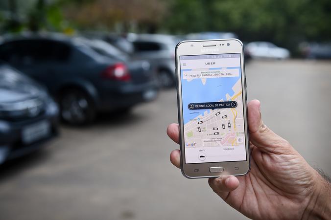 Aplicativo Uber