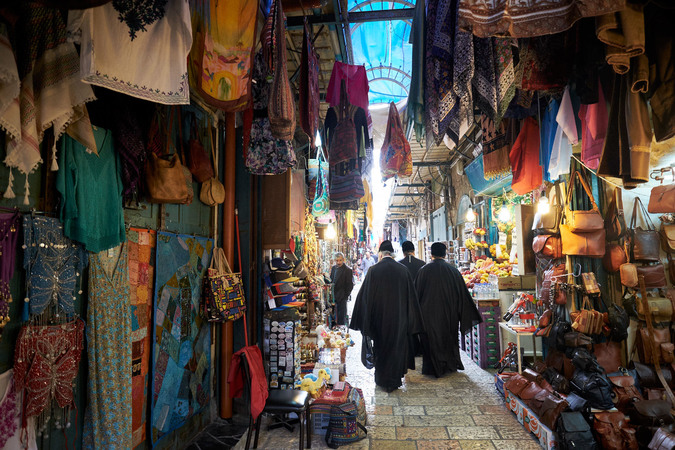Exposição Jerusalém - Cidade da Fé. Foto: Age Barros/Divulgação