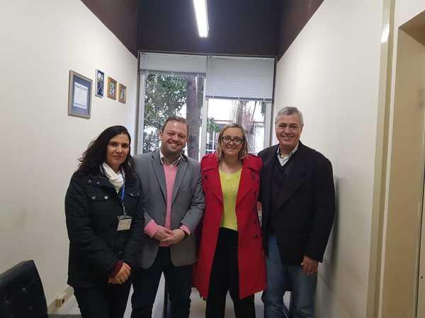 Carús esteve reunido nesta manhã com direção do Procon Porto Alegre