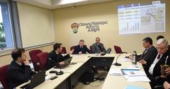 3ª reunião ordinária para debater com a Secretaria da Fazenda, a reestruturação do IPTU.