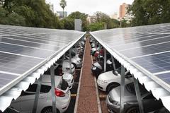 Estacionamentos em locais públicos é privados terão reserva de 2%
