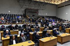 Audiência foi realizada no Plenário Otávio Rocha, da Câmara