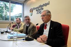 Comissão especial do IPTU faz apresentação do relatório final.