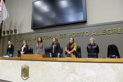 Sessão Solene de outorga da Comenda Porto do Sol à Themis - Gênero, Justiça e Direitos Humanos.