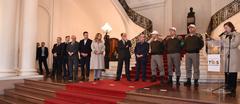 Cerimônia ocorreu esta manhã no Palácio Piratini
