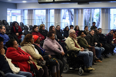 Representantes dos conselhos municipais participaram da reunião