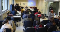 Falta de professores na rede municipal.Escola Municipal Chapel do Sol.