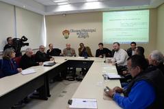 Reunião que decidiu pelo repúdio foi realizada na tarde desta terça-feira na Câmara Municipal