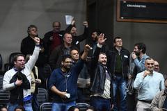 Taxistas acompanharam a votação no Plenário Otávio Rocha