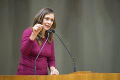 Vereadora Sofia Cavedon (PT)