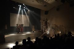 WhatsApp para Shakespeare terá segunda apresentação na noite deste sábado