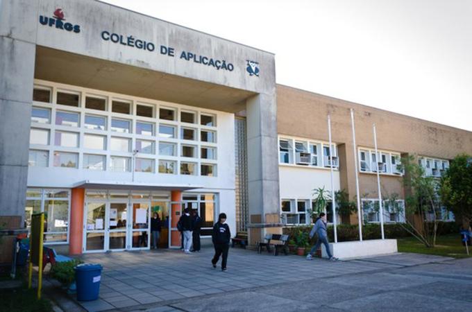 Colégio de Aplicação.