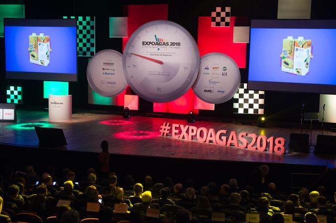 Abertura oficial da Expoagas 2018